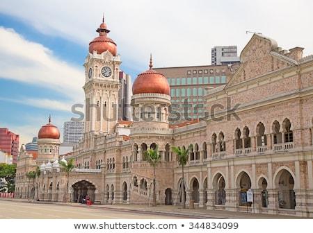 архитектура · Куала-Лумпур · Малайзия · бизнеса · небе · дома - Сток-фото © galitskaya