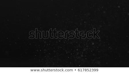 Poeira ar luz escuro natureza Foto stock © galitskaya