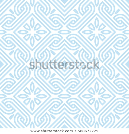 Decorativo semplice geometrica design abstract Foto d'archivio © ExpressVectors