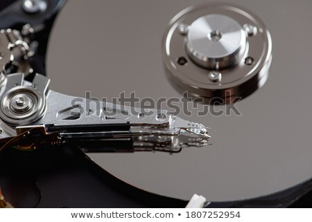 Portable disassembled external hard drive Stock photo © deyangeorgiev