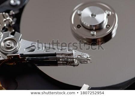 portable disassembled external hard drive stock photo © deyangeorgiev