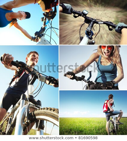 Sport themed collage Stock photo © photography33