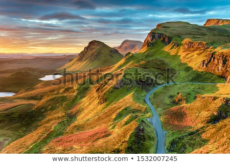 Quiraing Stock photo © Hofmeester