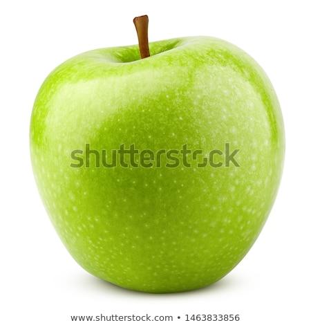 Czerwony zielone jabłka żywności jabłko owoców Zdjęcia stock © Dionisvera
