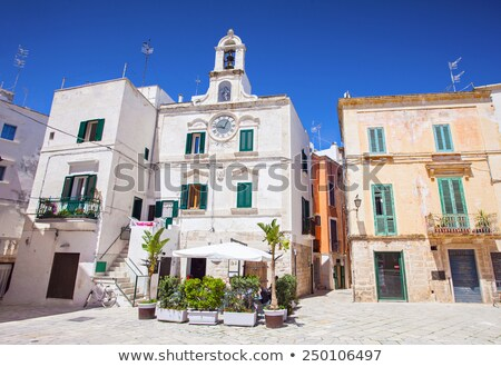 Polignano a Mare Town Hall Stock photo © aladin66