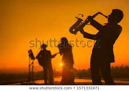 Musical trio Stock photo © photography33
