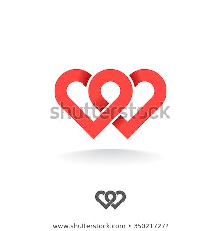 Valentine Heart 2 Stock photo © saje