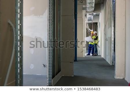 建築 ビルダー サイト ホーム 業界 チーム ストックフォト © photography33