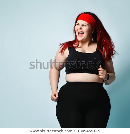Stock photo: Delightful Young Legs