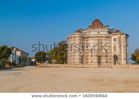 View of Sanctuary of the Lord Jesus da Pedra Stock photo © ElinaManninen