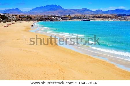 Canárias Espanha ver natureza mar verão Foto stock © nito
