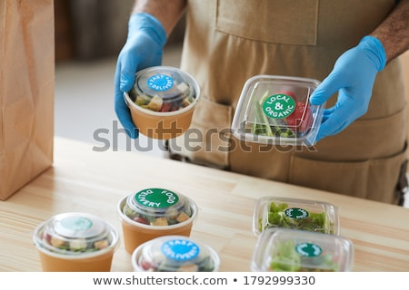 Service Technician Taking Order Stock photo © 805promo