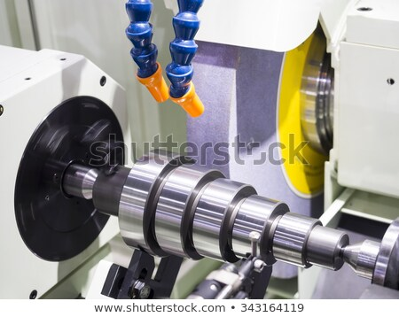Universal máquina granito trabalhar fundo homens Foto stock © OleksandrO