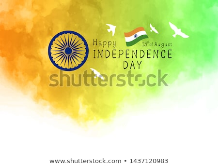 vector Indian flag colorful Independence Day texture
