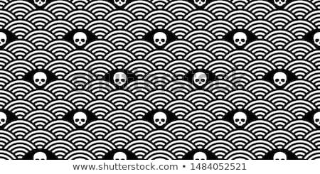 Skulls and bone cross Stock photo © 13UG13th
