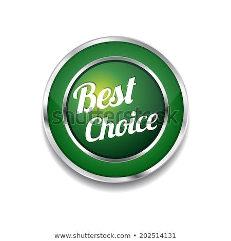 Subscribe Now Green Circular Vector Button Stock photo © rizwanali3d