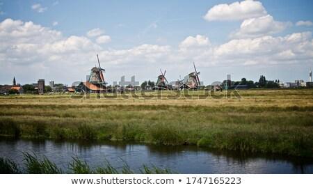 Museum of History (Amsterdams Historisch Museum), Amsterdam, Net Stock photo © phbcz