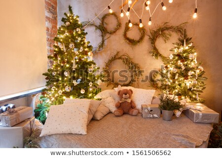 Winter Red Carpet Background Stock photo © Lightsource