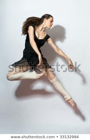現代 · 小さな · いい · 少女 · ダンス · パーティ - ストックフォト © zurijeta