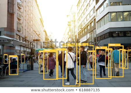 Measuring The Human Intelligence Stock photo © idesign