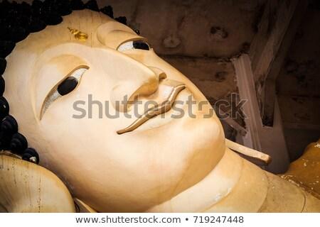 Grand buddha or statue Bangkok Thaïlande Photo stock © nicousnake