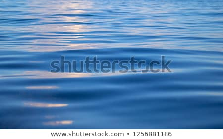 Seawater surface Stock photo © simply