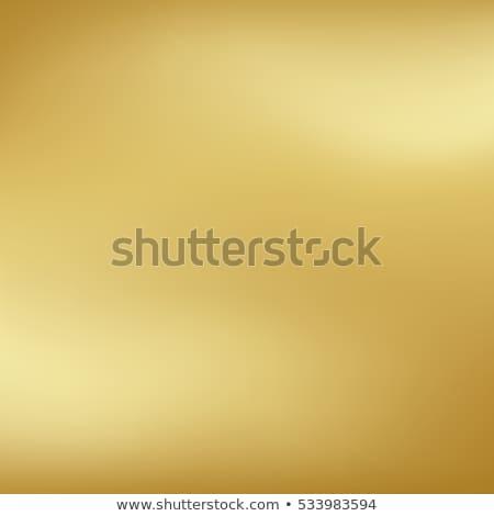 vetor · ouro · belo · cetim · negócio · fundo - foto stock © fresh_5265954
