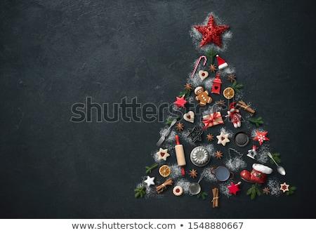 holiday baking background Stock photo © Lana_M