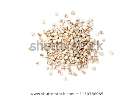 Stock photo: Grains Of Pearl Barley