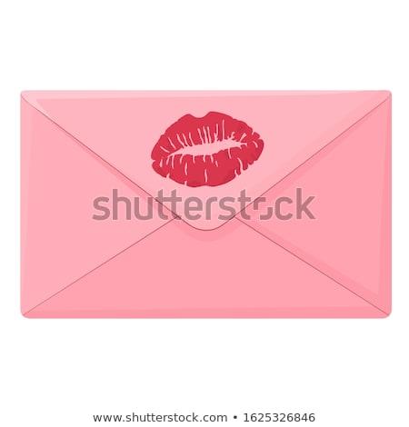 封筒 · アイコン · ロゴ · ベクトル · シンボル - ストックフォト © olena
