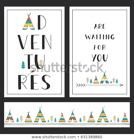 What are You Waiting for Concept with Doodle Design Icons. Stock photo © tashatuvango