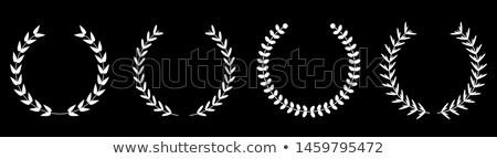 ganimet · ayarlamak · altın · gümüş - stok fotoğraf © studioworkstock