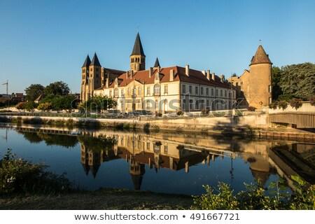 Basilica of Paray le Monial Stock photo © benkrut