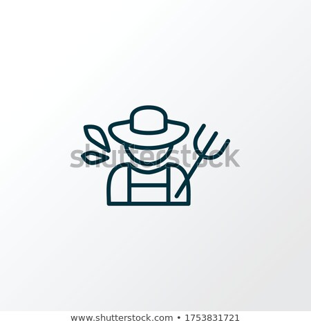 mezőgazdaság · gazdálkodás · ikonok · vektor · ikon · gyűjtemény · üzlet - stock fotó © robuart