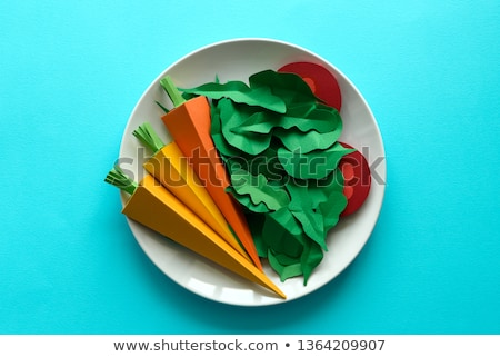 Fake Food Concept Stock photo © Lightsource