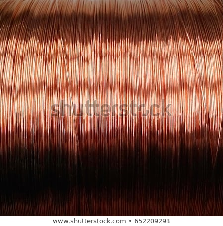 copper spool Stock photo © FOKA
