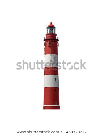 White lighthouse Stock photo © CaptureLight