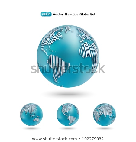 Product bar code concept USA Stock photo © digitalstorm