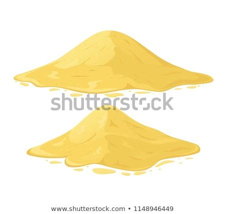 песок · холме · рельеф · природного · текстуры · мягкой - Сток-фото © Aliftin