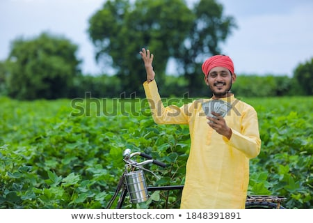 man counting money stock photo © photography33