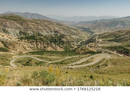 Road in Armenia Stock photo © ruzanna