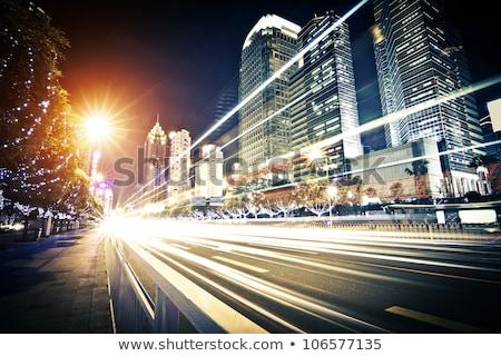 Kahverengi ışık karanlık diyagonal eğim Stok fotoğraf © grivet