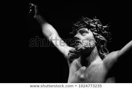 Crucifixion of Jesus Stock photo © Gordo25