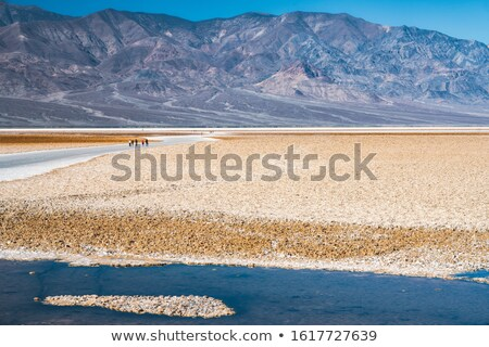 смерти долины плохо воды дороги Сток-фото © weltreisendertj