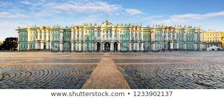 святой · музее · зима · дворец · русский · небе - Сток-фото © sailorr