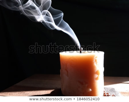 Extinguished Candle Stock photo © cosma