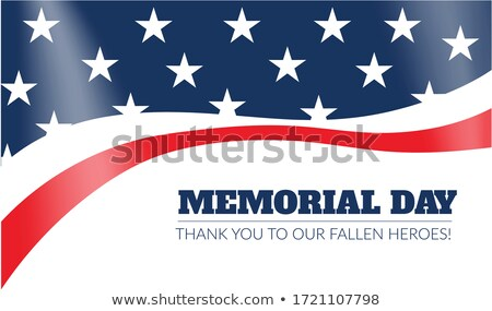 Stars & Stripes Background Stock photo © fenton