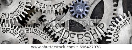 leadership development stock photo © lightsource