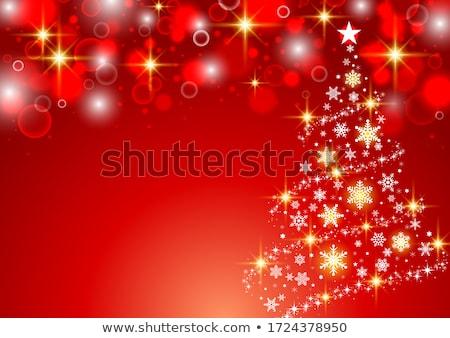 декабрь дизайна красочный аннотация фон Сток-фото © redshinestudio