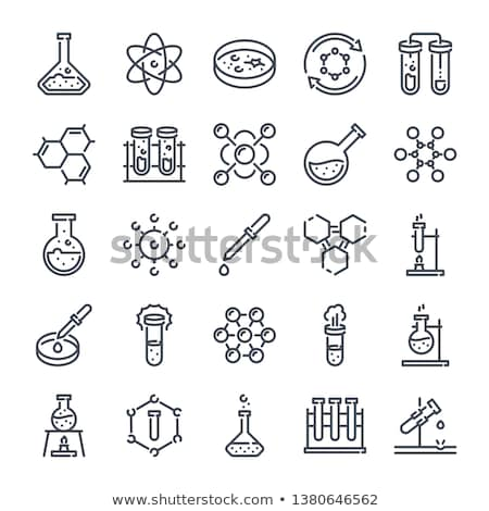 Biology icon Stock photo © Amplion